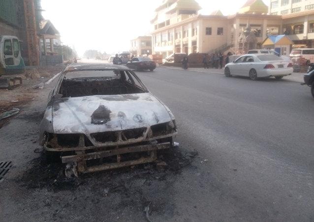 媒体:缅甸炮弹落入中国境内 致1人受伤