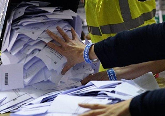 苏格兰当局:第二次独立公投可能于2018年秋季进行