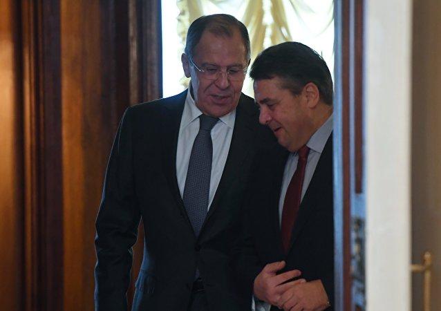 德国外长:欧洲与俄罗斯互相需要