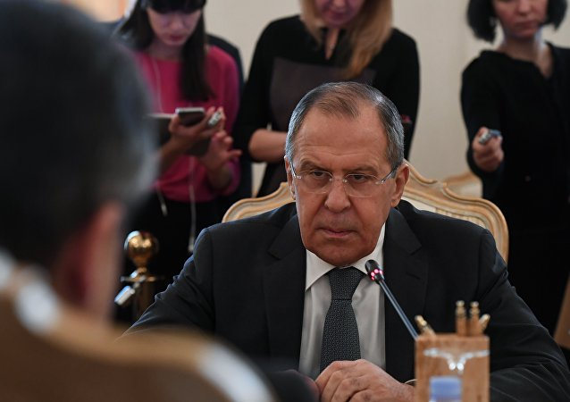 俄外长:客观上世界正进入后西方时代