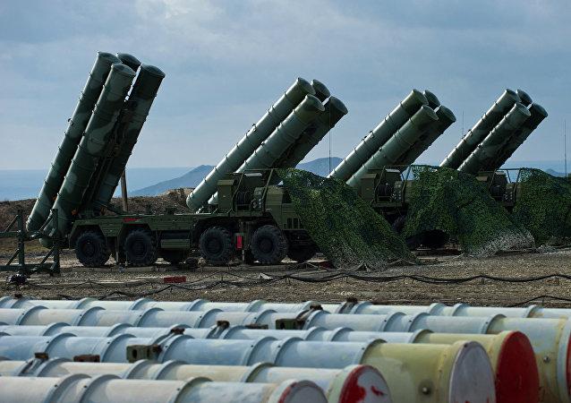 S-400防空導彈