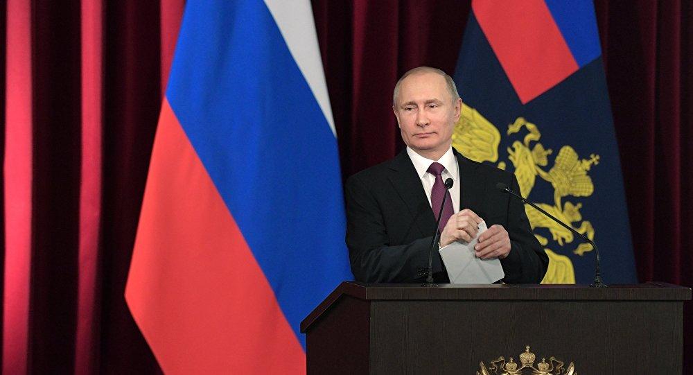 普京称不应批评中国的网上设限方案