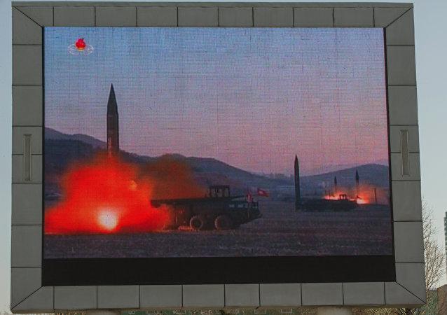 蒂勒森:无核化是朝鲜获得安全和发展的道路