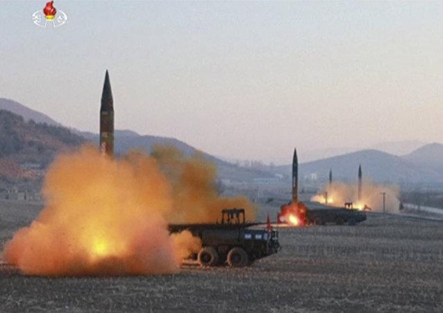 日本政府在朝鲜导弹坠海仅20分钟后即就此事通告船只