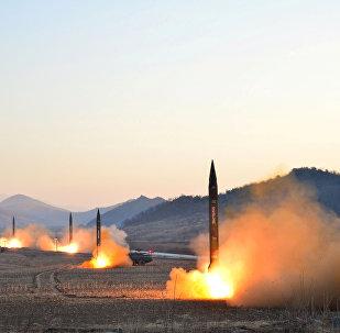 韓媒:薩德反導系統雷達即將抵韓