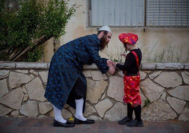 以色列在普珥节期间关闭与巴勒斯坦领土边境