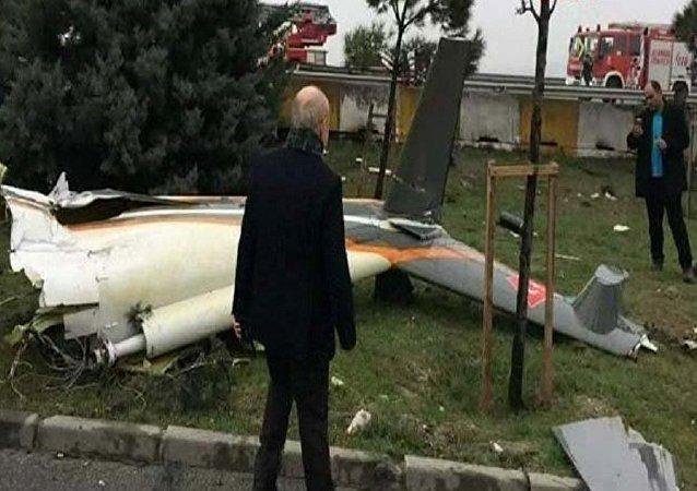 伊斯坦布尔市郊消防直升机失事造成5人死亡