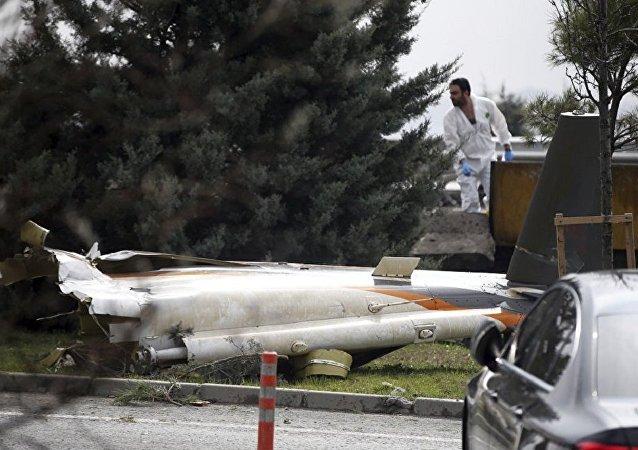 媒体:土失事直升机飞行员知道途中有一座257米高电视塔