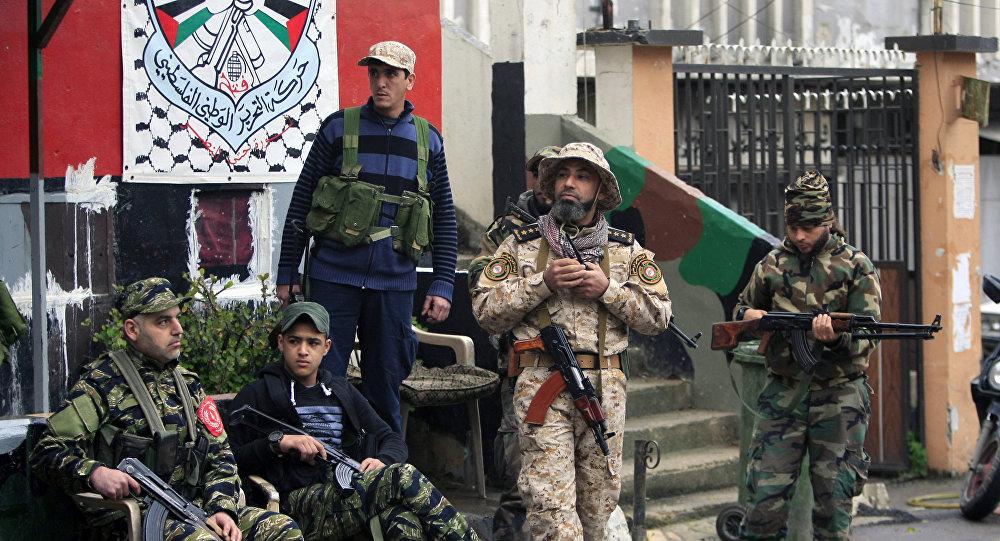 消息人士:贝鲁特郊外黎巴嫩人和巴勒斯坦人的殴斗升级为武装冲突