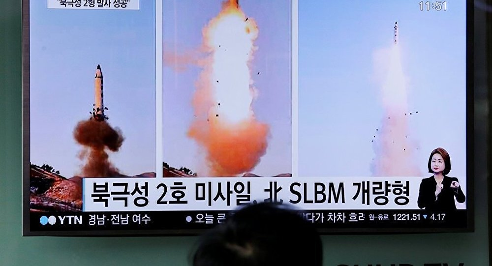 俄媒: 中國能允許韓國推翻朝鮮政權嗎