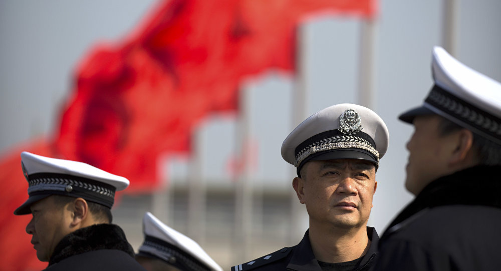北京对台、日发展合作表示忧虑