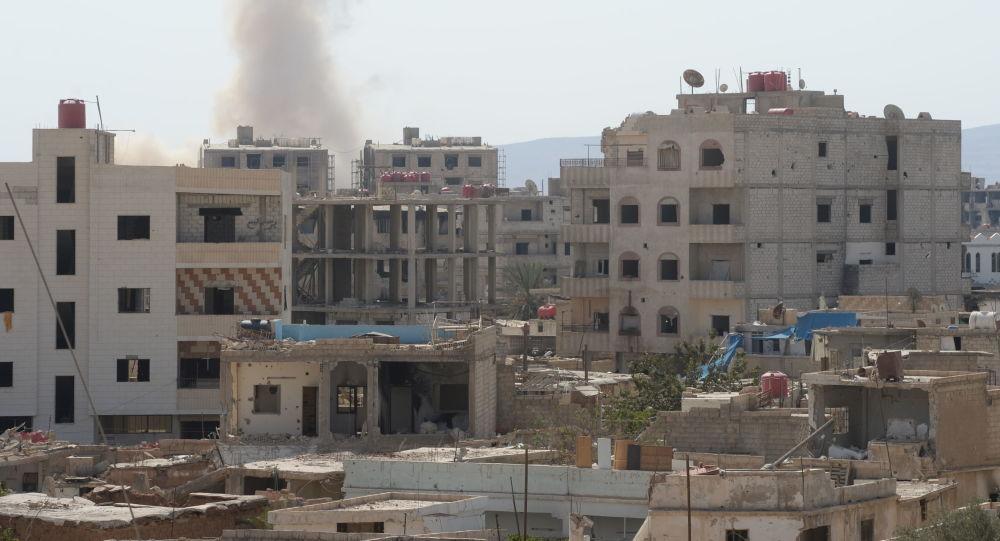 大马士革两起爆炸导致约40名伊拉克人死亡,还有几十人受伤