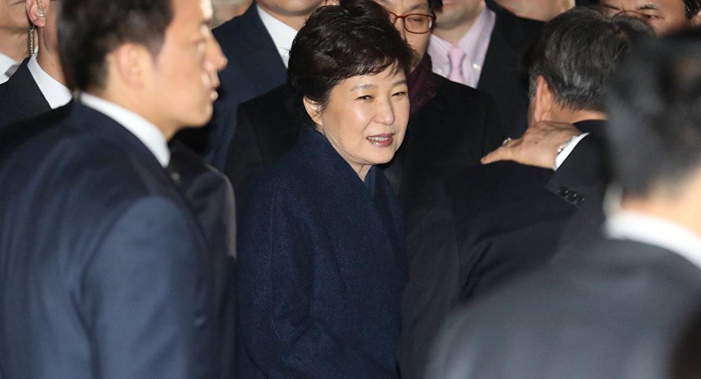 樸槿惠向全體韓國人道歉
