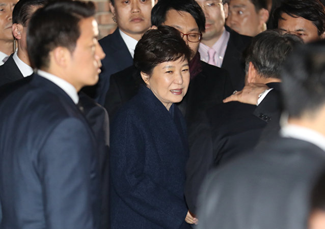 朴槿惠向全体韩国人道歉