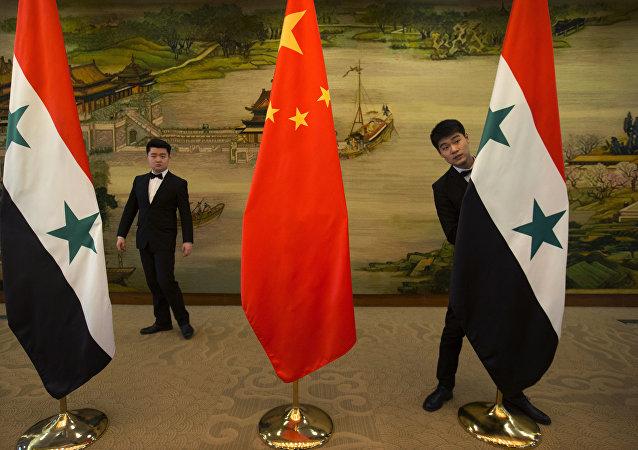 中国和叙利亚建立了投资与法律委员会