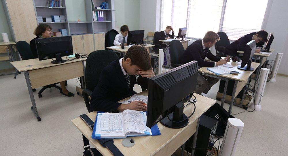 莫斯科中小學Wi-Fi覆蓋規模將達世界前列