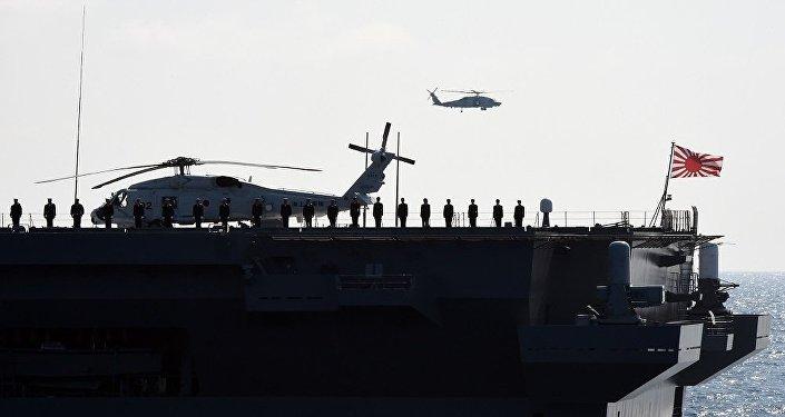 日本官员:面对朝鲜不断挑衅 日本应扩充军力