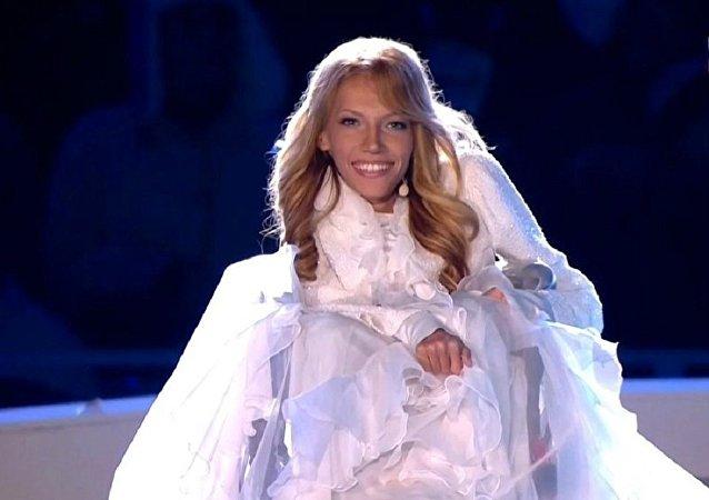 欧洲广播联盟提议通过卫星转播俄残疾歌手的表演