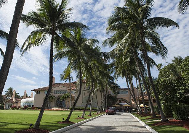 马阿拉歌度假村(Mar-a-Lago resort)