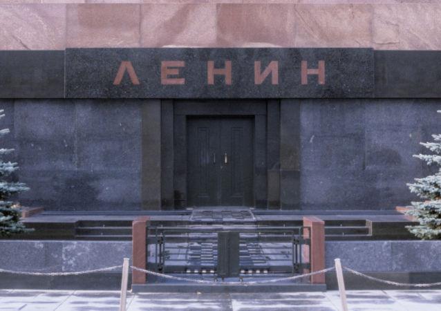 俄联邦政府不支持埋葬列宁的法案