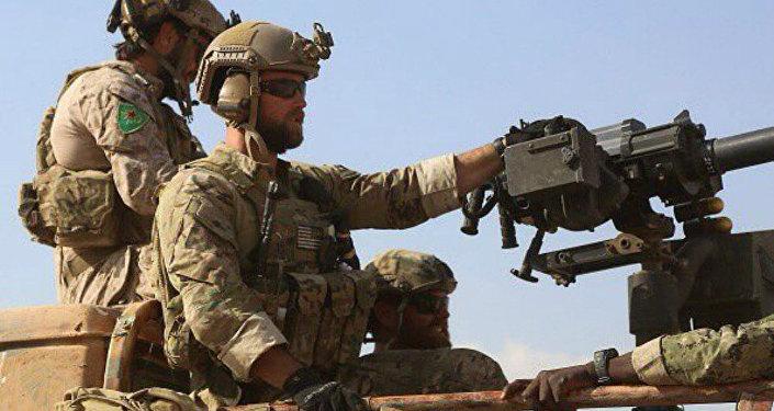 消息人士:美国海军陆战队已抵达叙利亚