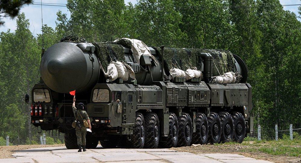 亚尔斯导弹系统