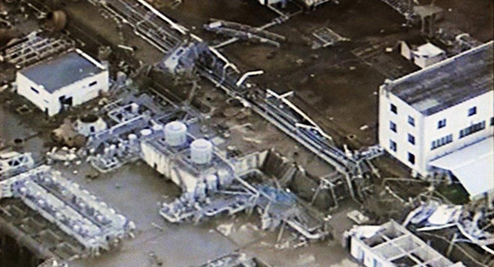 """日本""""福岛""""核电站"""