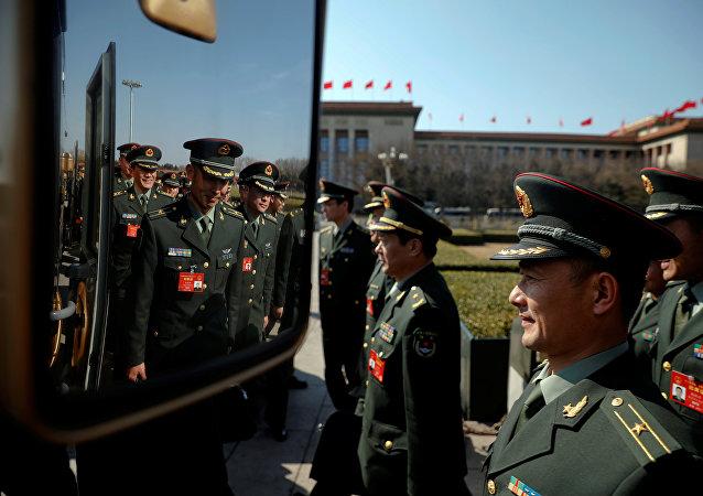 俄专家:新设八一勋章意味着什么?