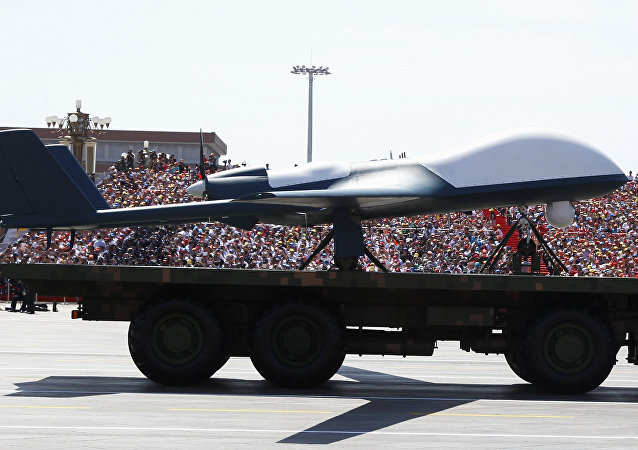 无人机将提高中国在亚太的作战能力