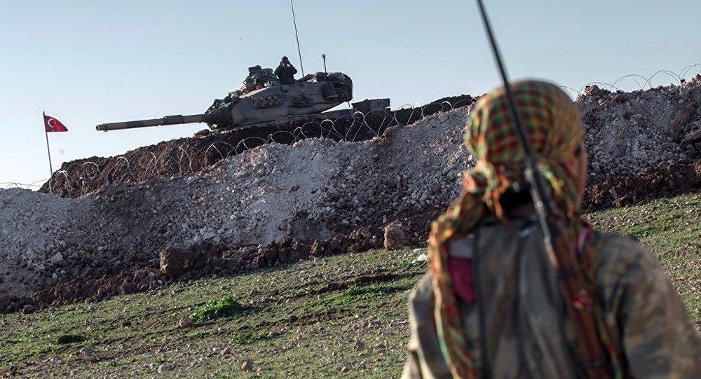 叙利亚六年冲突对该国工业造成的损失超过1千亿美元