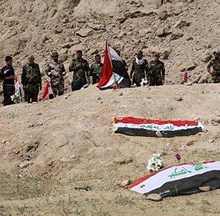 軍方:摩蘇爾坍塌建築物廢墟中發現60余具遇難者遺體