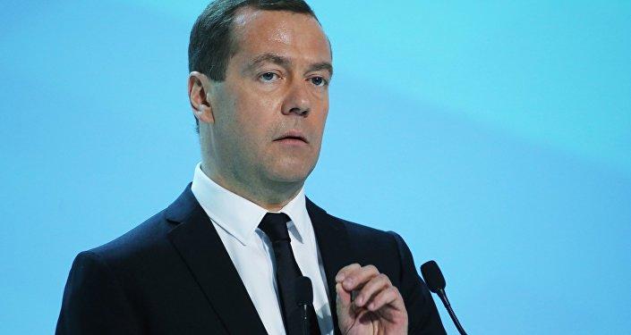 俄总理指出建立欧亚经济联盟统一数字空间的必要性