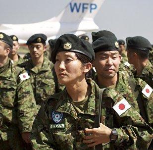 日本陆战队