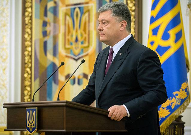 """乌总统:乌克兰再不会按""""莫斯科剧本""""庆祝胜利日"""