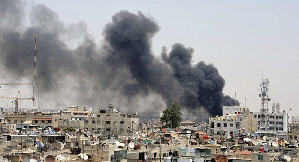 媒体:叙利亚军队击退了武装分子对大马士革东部一系列的猛攻