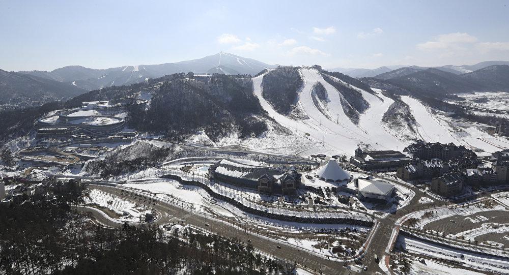 韩国正研究与朝鲜共同举办2018平昌冬奥会问题