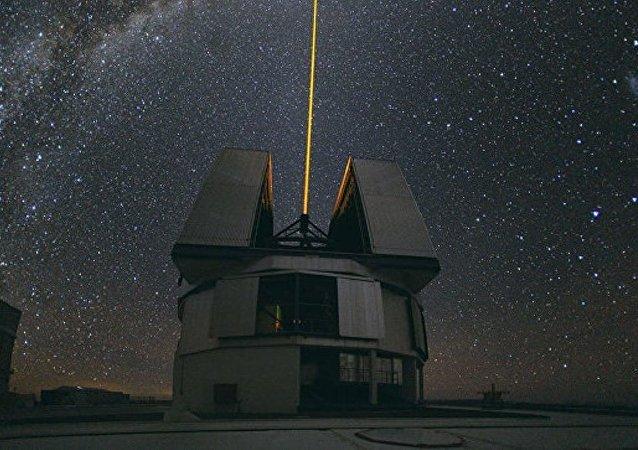 俄正研制将太阳能转变成电能的太空激光系统