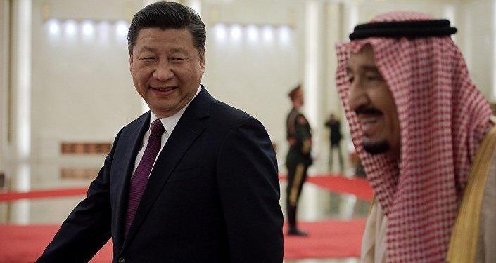 中国与沙特阿拉伯签署14份合作协议,总金额约达650亿美元