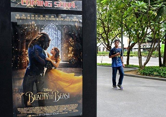 Фильм Красавица и чудовище