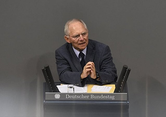 媒体:德国财长收到来自希腊的炸弹包裹