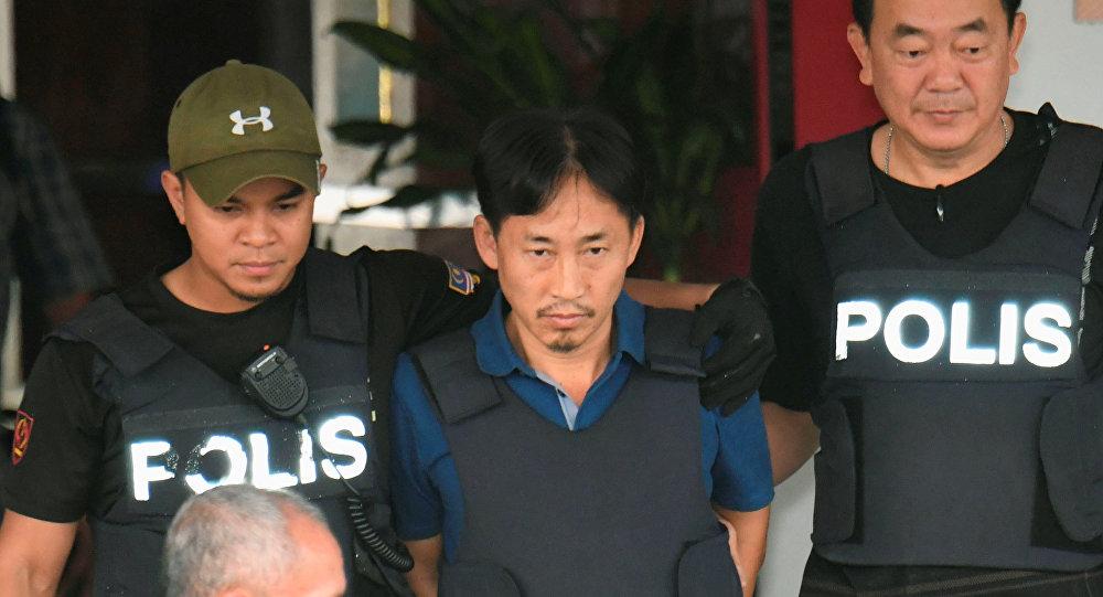 媒体:马来西亚驱逐出境的金正男案嫌犯涉嫌参与武器走私