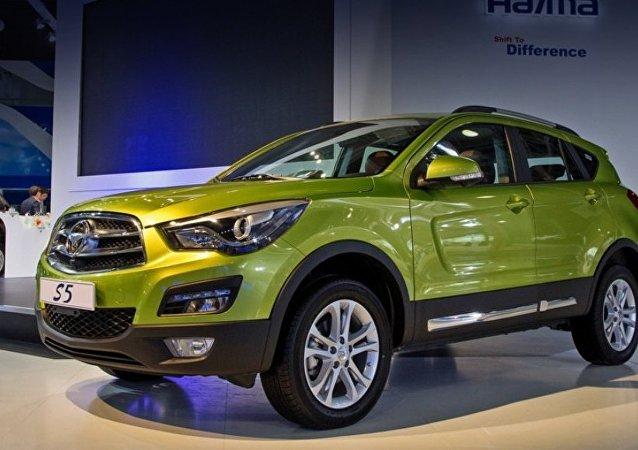 中国海马汽车2017年将携新车型重返俄市场