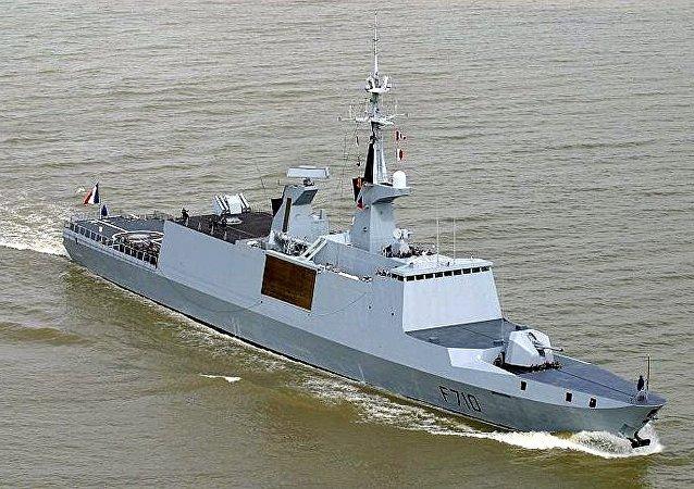 """""""拉斐特""""号导弹护卫舰"""