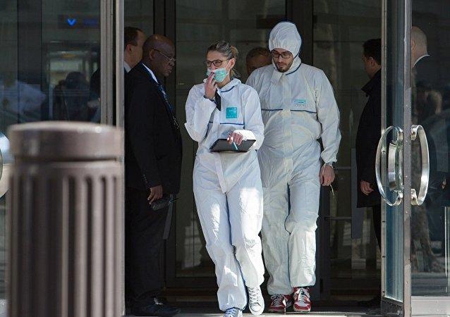 IMF巴黎办公室收到的炸弹包裹来自希腊无政府主义者