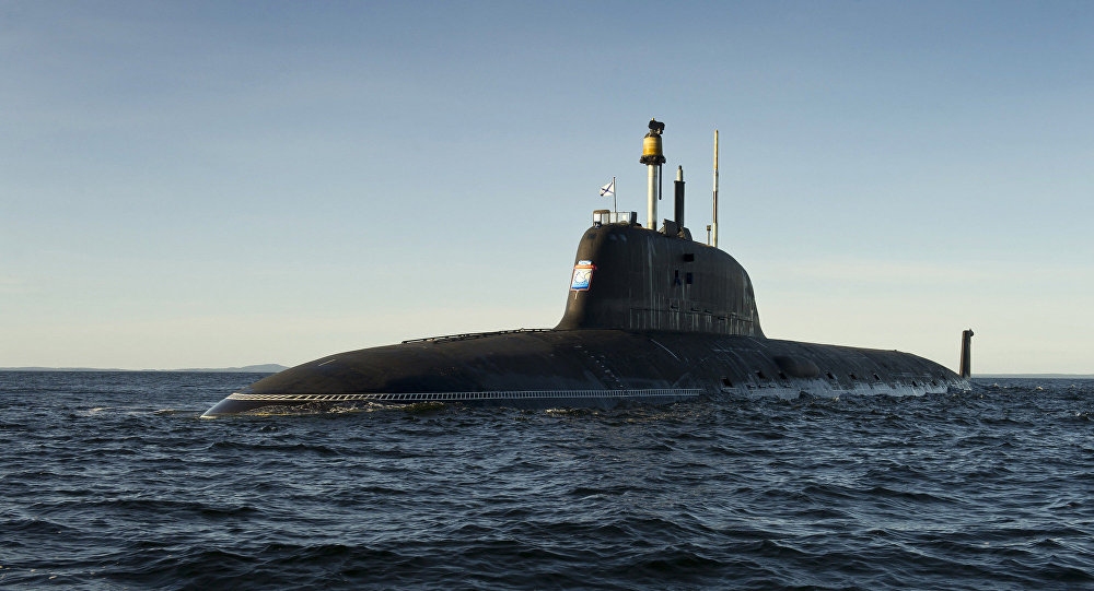 亞森級潛艇