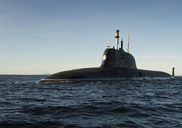 俄联合造船集团:第一艘量产型885M潜艇将于2021年列装海军
