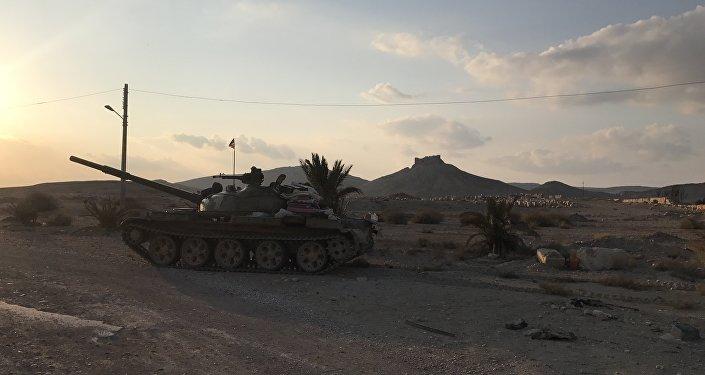 叙利亚军事