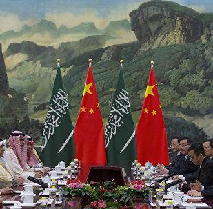 中国与沙特阿拉伯强调继续对叙利亚提供人道主义援助的必要性