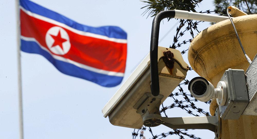 美国与朝鲜举行非正式会晤