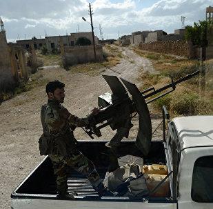 消息人士:敘政府軍解放代爾哈菲爾